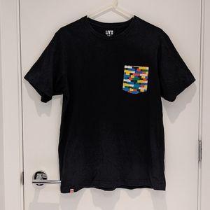 Uniqlo x Lego Men's T-Shirt
